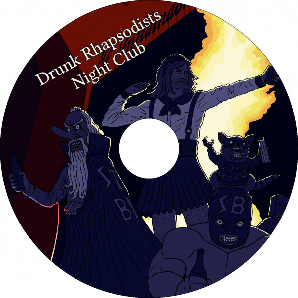 Drunk Rhapsodists Night Club - Disco