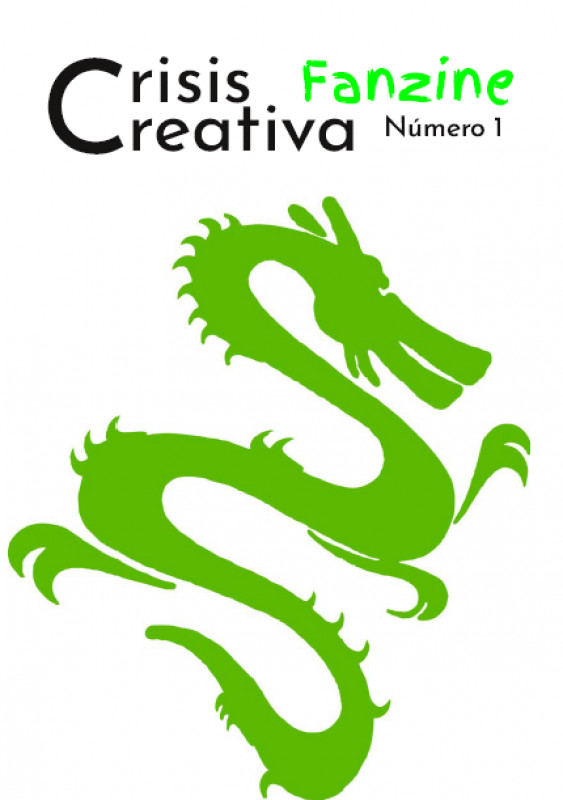 Número 1 Crisis Creativa Fanzine