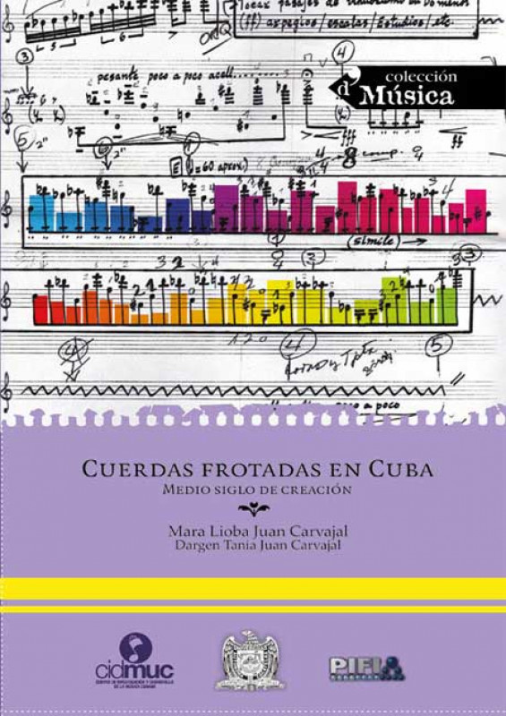 Cuerdas frotadas en Cuba. Medio siglo de creación