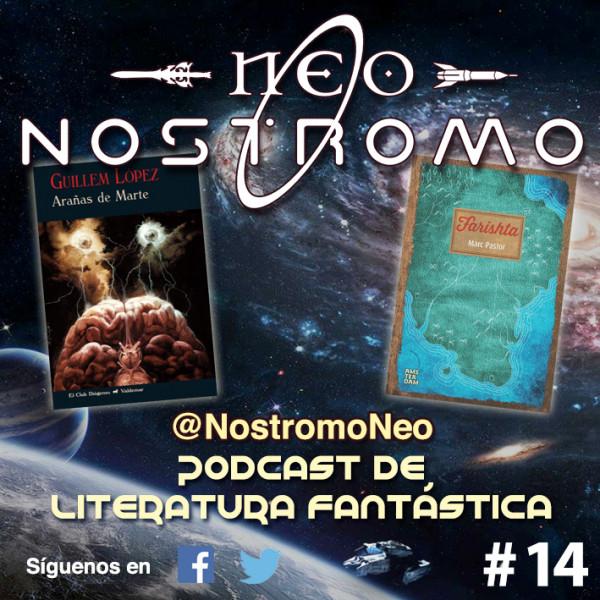 Neo Nostromo #14 - Arañas de Marte y Farishta