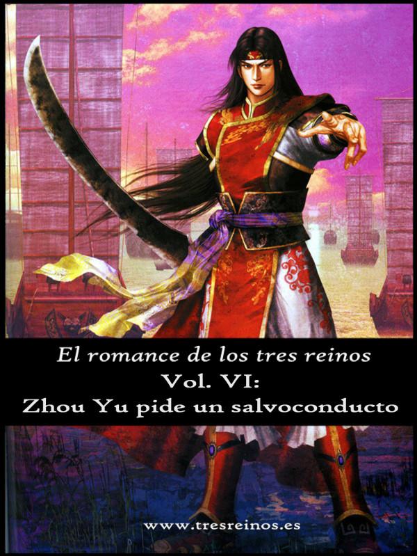 El romance de los tres reinos, Vol. VI
