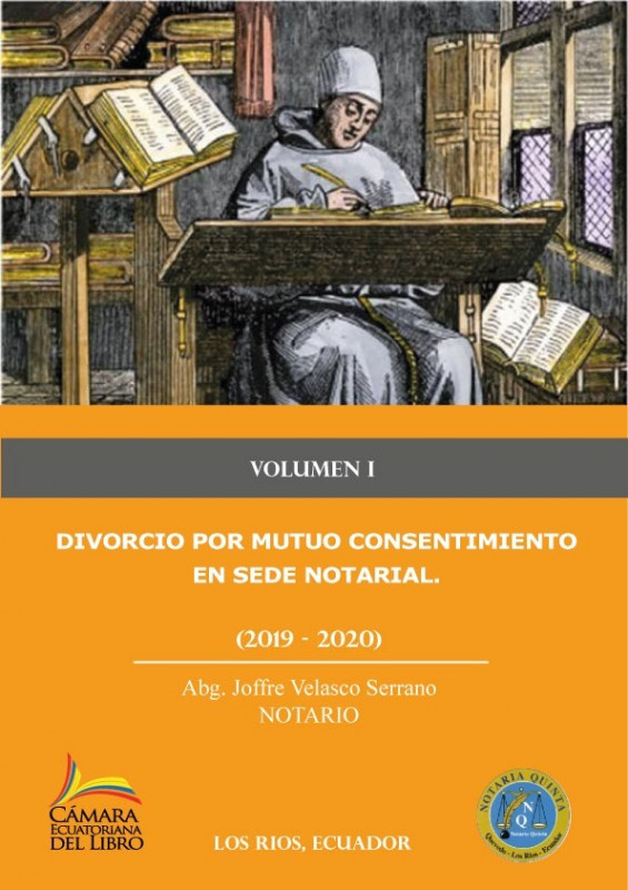 Divorcio por mutuo consentimiento en sede Notarial