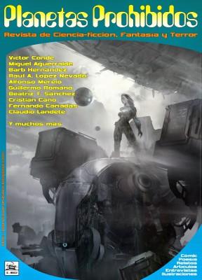Revista Planetas Prohibidos 9