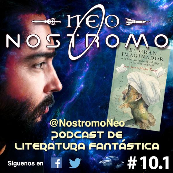 Neo Nostromo #10.1 - Entrevista a Juan Jacinto Muñoz Rengel