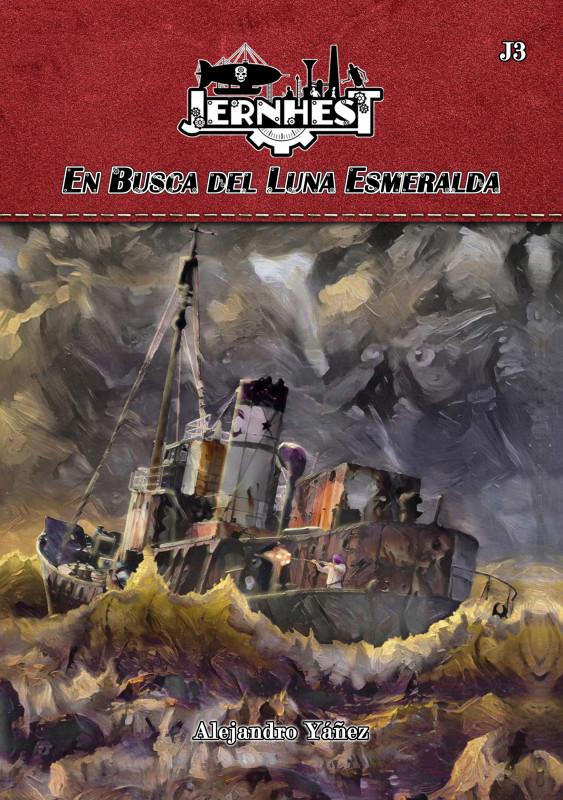Jernhest - En busca del Luna Esmeralda