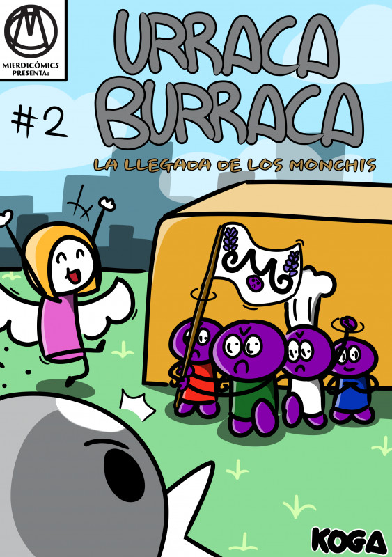 Urraca Burraca #2