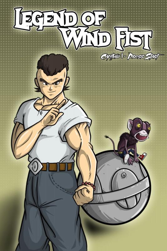 Legend of Wind Fist