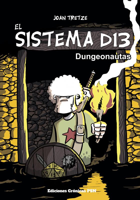 El Sistema D13: Dungeonautas