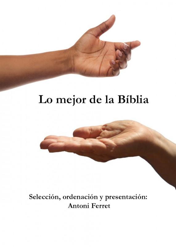 Lo mejor de la Biblia