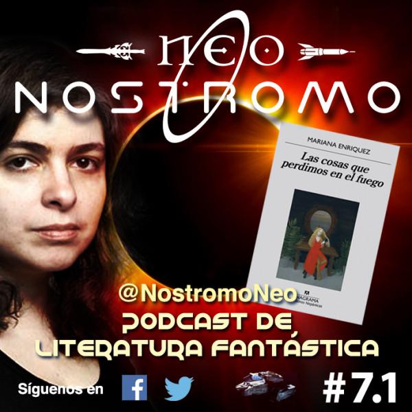 Neo Nostromo #7.1 - Entrevista a Mariana Enríquez