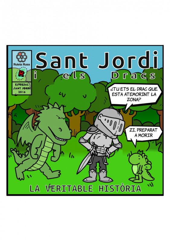 Sant Jordi i els dracs
