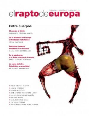 El Rapto de Europa nº 14. Entre cuerpos