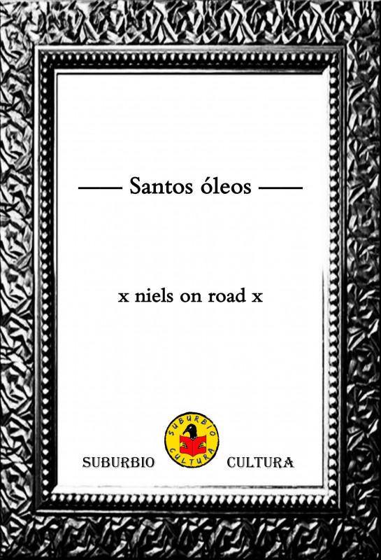 Poemario: Santos Óleos