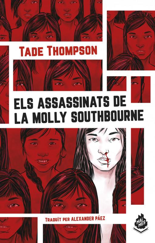 Els assassinats de la Molly Southbourne + Làmina Marina Vidal
