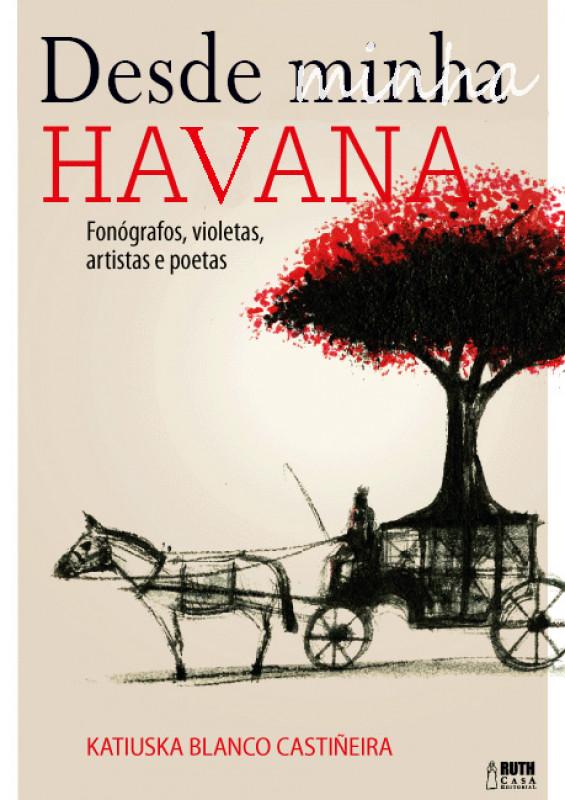 Desde minha Havana, a escritora, através de fonógrafos, violetas e artistas