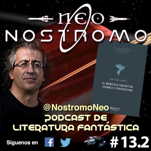 Neo Nostromo #13.2 - Entrevista a David Roas