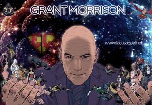 La Casa de EL 038 - Grant Morrison