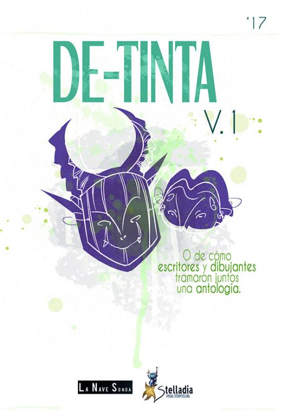 De-Tinta V.1 -Edición Digital