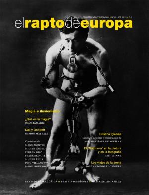 El Rapto de Europa nº 22. Magia e ilusionismo