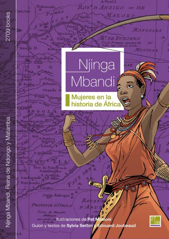 Njinga Mbandi. Reina de Ndongo y Matamba.