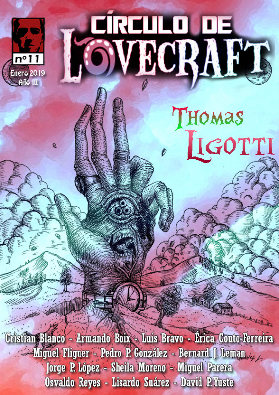 Círculo de Lovecraft nº11