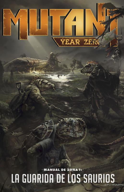 Manual de Zona 1: La Guarida de los Saurios (Despublicado)  Editar este producto