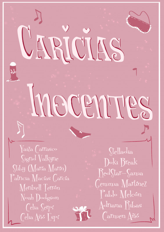 Caricias inocentes