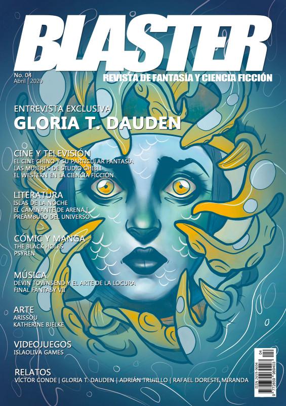 Blaster No. 4 | Abril 2020