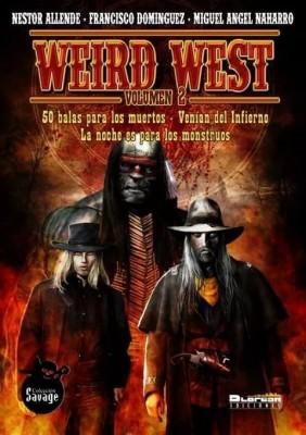 Weird West volumen 2
