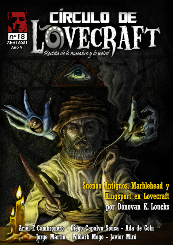 Círculo de Lovecraft nº18