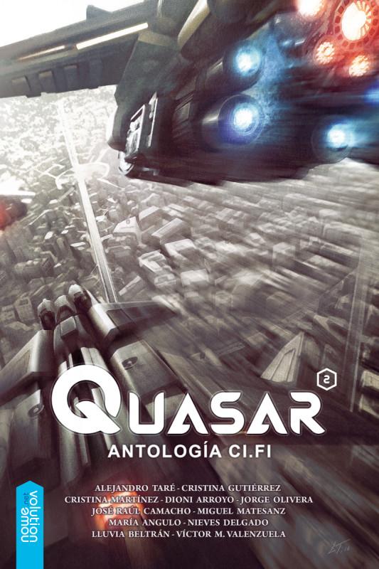 Quasar 2, antología Ci.Fi