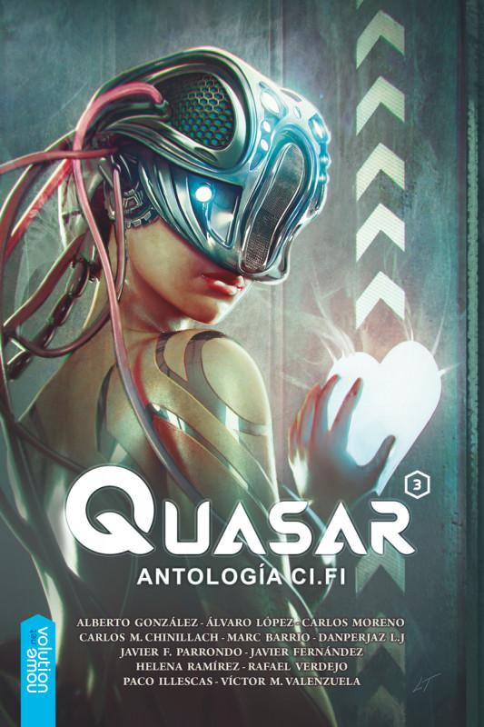 Quasar 3, antología Ci.Fi