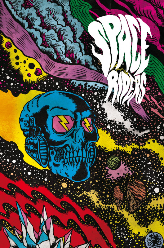 Space Riders/1