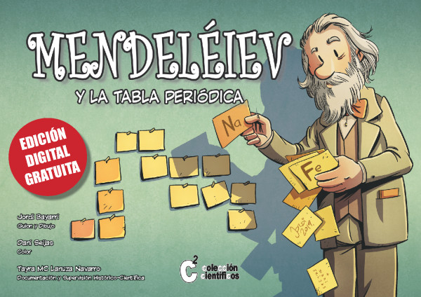 Mendeléiev y la Tabla Periódica