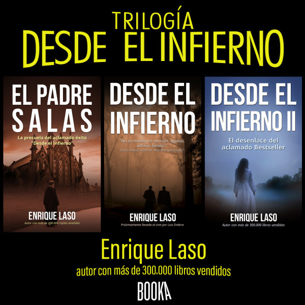 Trilogía Desde el infierno