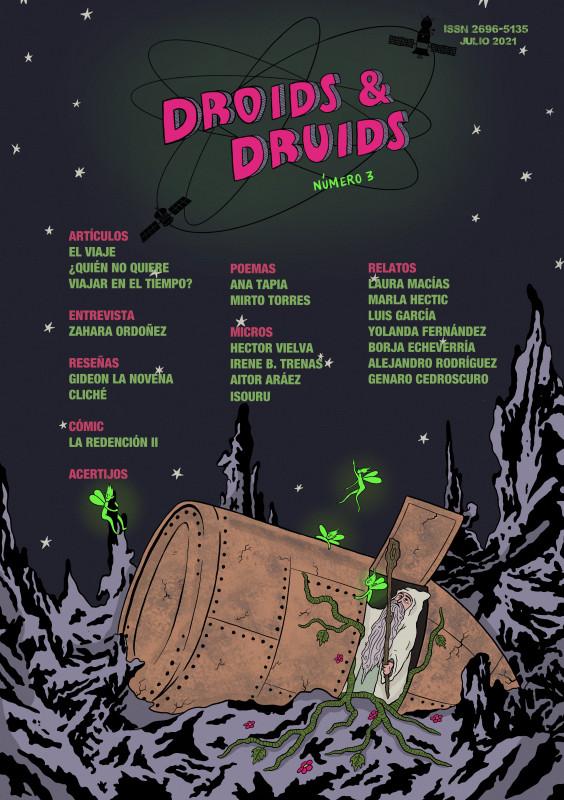 Droids & Druids 3 – Viajes– Julio 2021