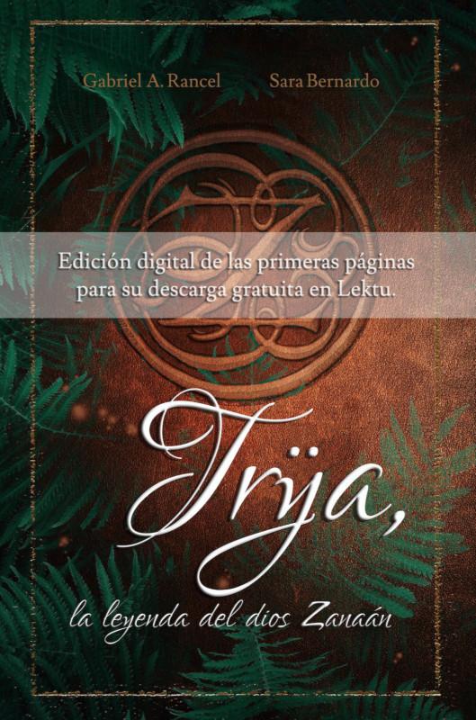 Trÿa, la leyenda del dios Zanaán - FRAGMENTO