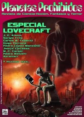 PLANETAS PROHIBIDOS: ESPECIAL LOVECRAFT