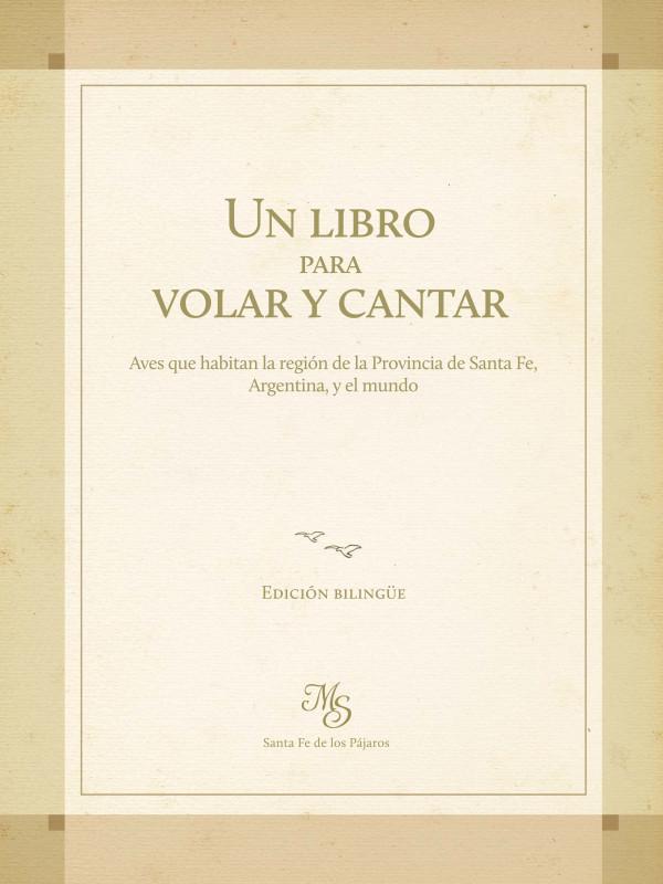 Un Libro para volar y cantar