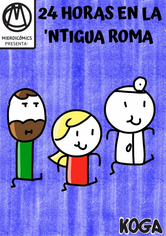 24 horas en la 'ntigua Roma