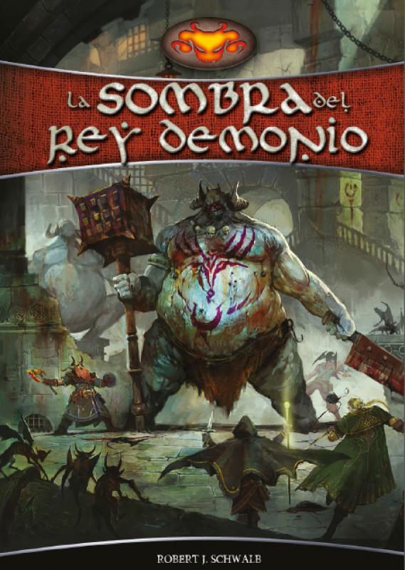 Pantalla del Narrador La Sombra del Rey Demonio (PDF)