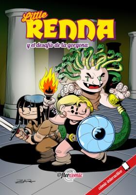 Little Renna y el desafío de la gorgona