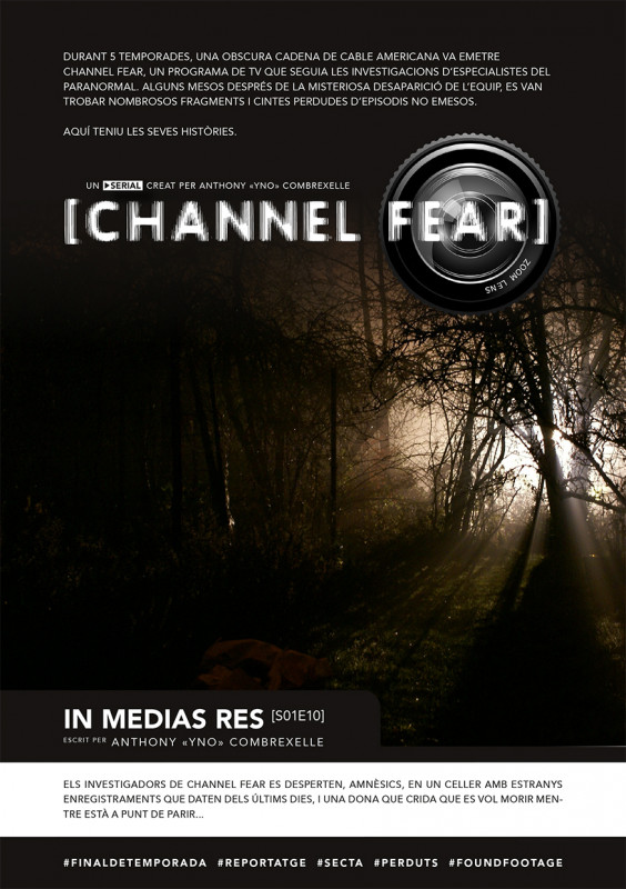Channel Fear T1E10 In medias res