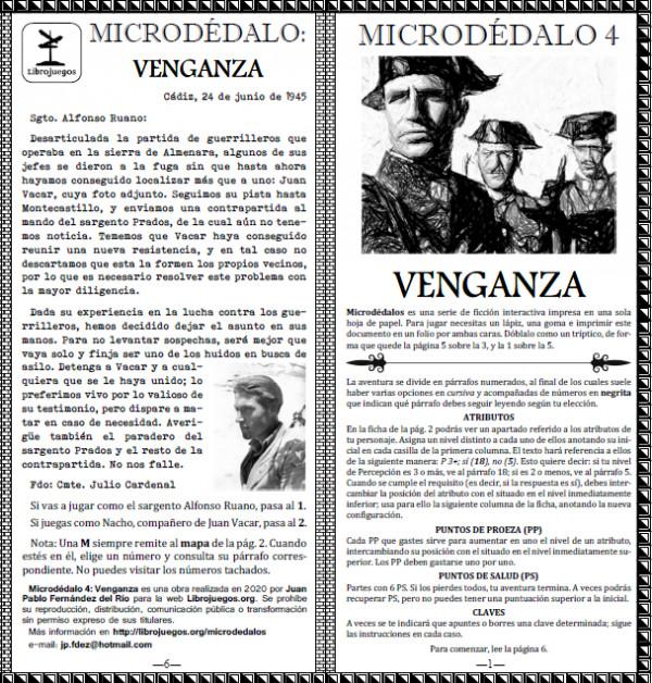 Microdédalo 4: Venganza