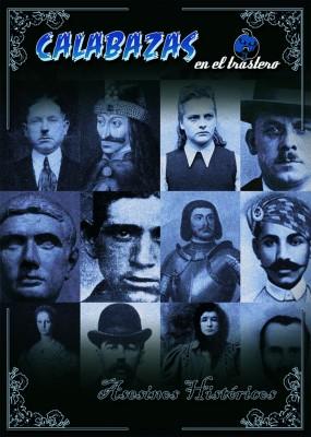 Calabazas en el Trastero 16: Asesinos históricos
