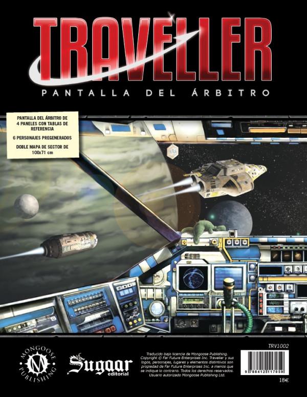 Traveller - Pantalla del árbitro