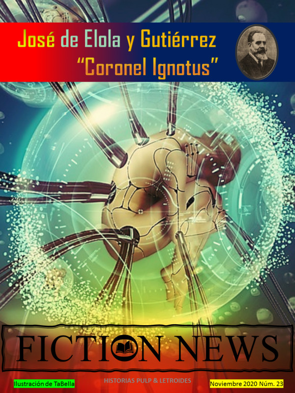 Fiction News noviembre 2020