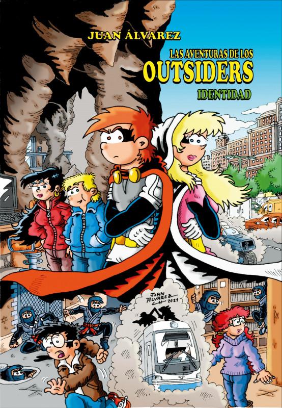 Las aventuras de los Outsiders - Identidad