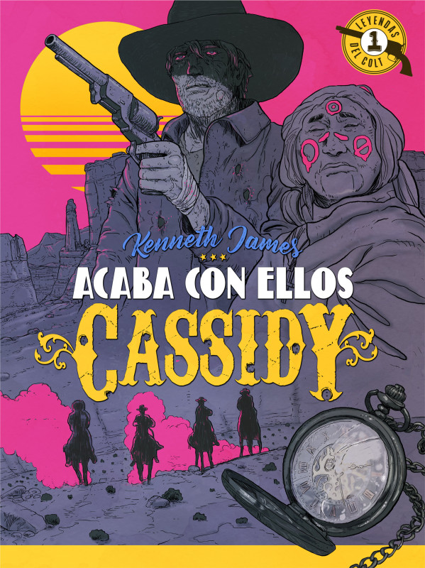 Acaba con ellos, Cassidy
