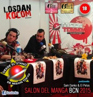 Salón del Manga de Barcelona 2015